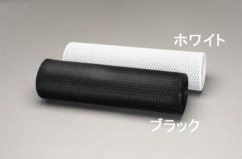 エスコ(ESCO) 0.91x30m/16mm目 亀甲網(鉄ビニール被覆/黒) EA952AC-84