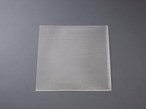 エスコ(ESCO) 1000x500x1.0mm/2mm パンチングメタル(ステンレス製) EA952B-131