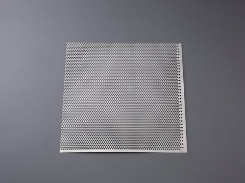 エスコ(ESCO) 1000x500x1.0mm/6mm パンチングメタル(ステンレス製) EA952B-134