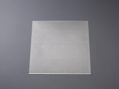 エスコ(ESCO) 1000x500x1.5mm/5mm パンチングメタル(ステンレス製) EA952B-153