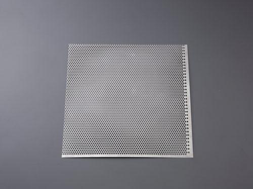 エスコ(ESCO) 1000x500x1.5mm/6mm パンチングメタル(ステンレス製) EA952B-154