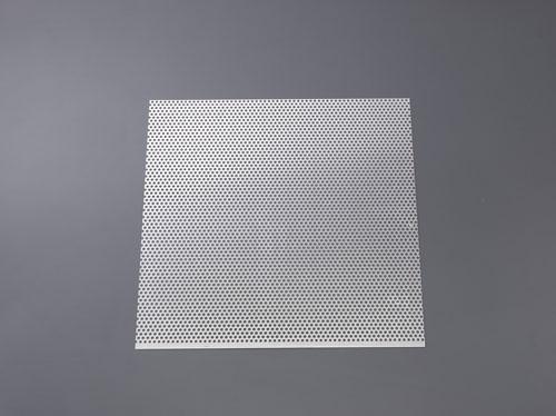エスコ(ESCO) 1000x500x1.0mm/5mm パンチングメタル(アルミ製) EA952B-313
