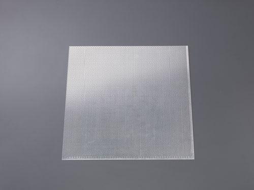 エスコ(ESCO) 1000x500x1.5mm/3mm パンチングメタル(アルミ製) EA952B-326