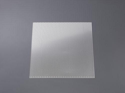 エスコ(ESCO) 1000x500x1.0mm/5mm パンチングメタル(アルミ製) EA952B-362