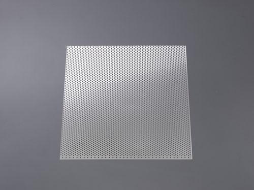 エスコ(ESCO) 1000x500x2.0mm/5mm パンチングメタル(アルミ製) EA952B-387