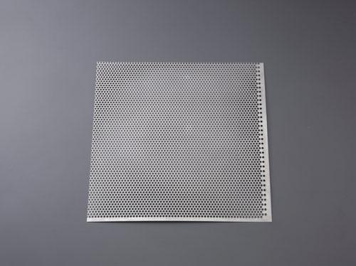 エスコ(ESCO) 1000x1000x0.5mm/6mm パンチングメタル(ステンレス製) EA952B-86