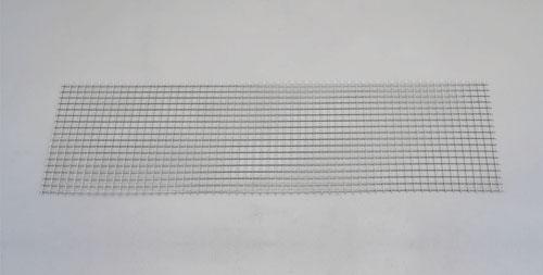 エスコ(ESCO) 900x1000mmx2.0mm/10mm目 クリンプ網(ステンレス製) EA952BB-53