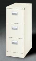 エスコ(ESCO) 387x620x1015mm/3段 キャビネット EA954DC-24