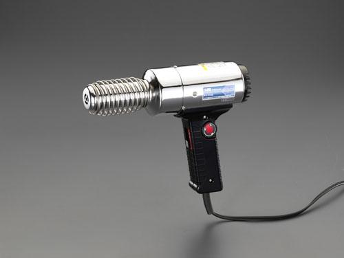 エスコ(ESCO) AC100V/1020W ヒートガン(温度可変式) EA365VA-2