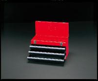 エスコ(ESCO) 530x230x312mm ツールキャビネット EA956A-4