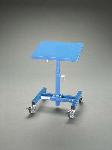 エスコ(ESCO) 510x410x505-775mm ワークテーブル(傾斜タイプ) EA956CF-2