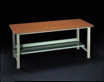 エスコ(ESCO) 1800x700x730mm/500kg ワークベンチ EA956H
