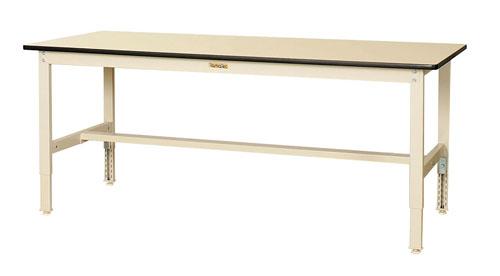 エスコ(ESCO) 1500x750x900-1200mm ワークテーブル EA956TD-66