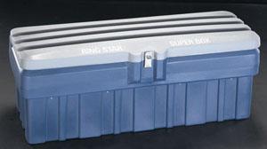 エスコ(ESCO) 1590x695x515mm 車載ケース(樹脂製/フラット) EA960AB-5L