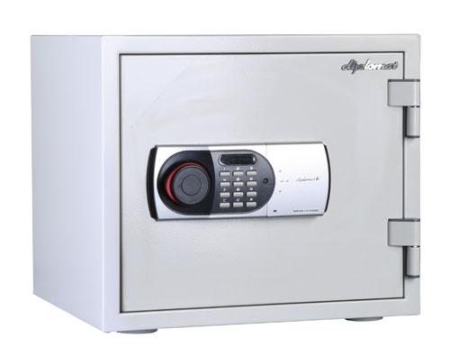 エスコ(ESCO) 412x399x360mm 耐火金庫 EA961KD-1
