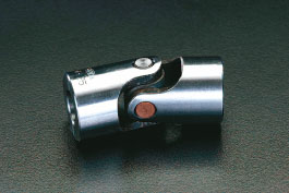 エスコ(ESCO) 25mm ユニバーサルジョイント EA966CH-25