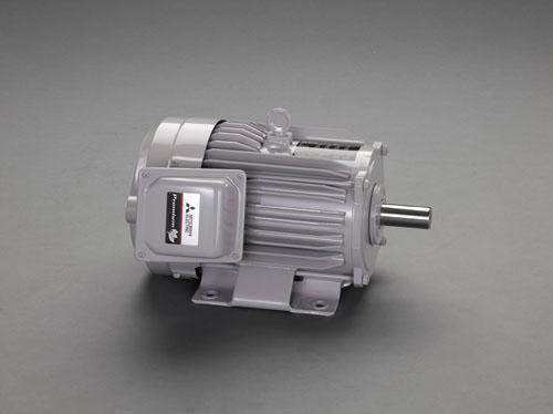エスコ(ESCO) AC200V・1.5 KW 三相モーター(全閉外扇・屋外形) EA968BB-15A