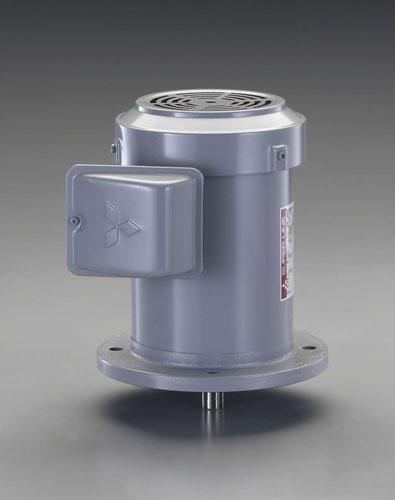 エスコ(ESCO) AC200V・0.2 KW 三相モーター(全閉外扇・屋内形) EA968BC-2