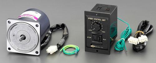 エスコ(ESCO) AC100V・25W スピードコントロールモーター EA968CG-25