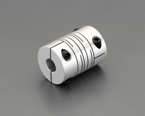 エスコ(ESCO) 15x15mm/40mm フレキシブルカップリング(クランピング) EA969BF-8