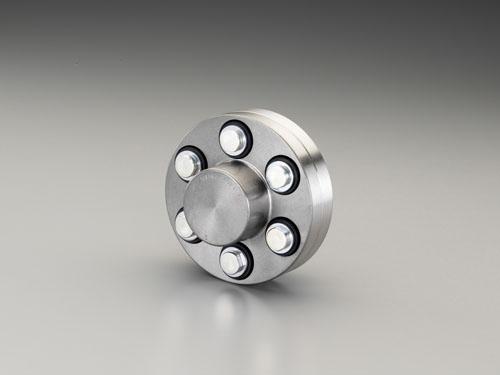 エスコ(ESCO) φ180mm フランジ形たわみ軸継手 EA969GA-7