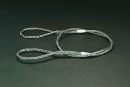 エスコ(ESCO) 24mmx5.0m ワイヤースリング EA981WL-7, mihaus 1c35b7a6