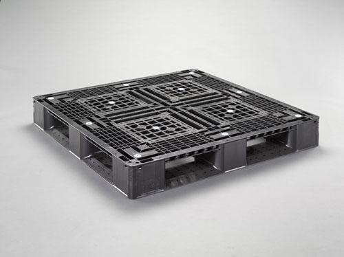 エスコ(ESCO) 1100x1100x150mm パレット・PP製(2枚) EA985P-3