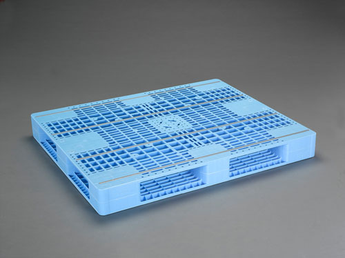 エスコ(ESCO) 1000x1200x130mm/パレット・PP製(2枚) EA985P-8