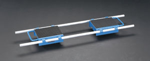 エスコ(ESCO) 6.0ton トランスポートローラー(伸縮式) EA986DB-51