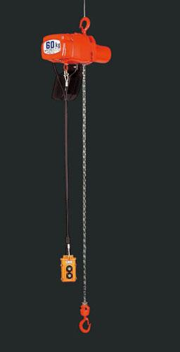 エスコ(ESCO) AC100V/490kgx12m 電動チェーンブロック EA987DA-12