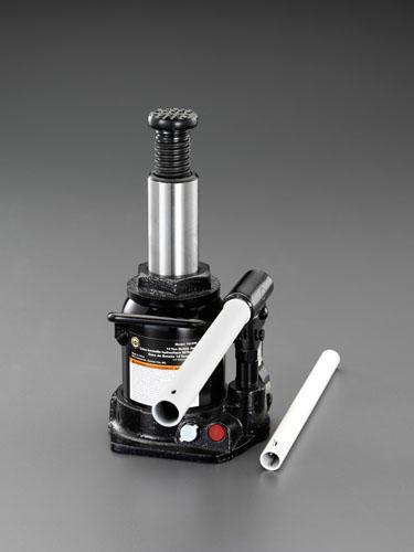 エスコ(ESCO) 20ton/165-286mm 油圧ジャッキ(低床型) EA993BH-20