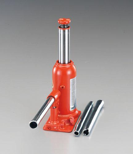 エスコ(ESCO) 5.0ton/200-390mm 油圧ジャッキ EA993BJ-5
