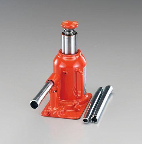 エスコ(ESCO) 15ton/170-330mm 油圧ジャッキ(低床型) EA993BK-15