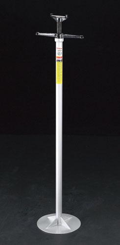 エスコ(ESCO) 0.68ton/1403-2070mm アンダーホイストスタンド EA993DK-1