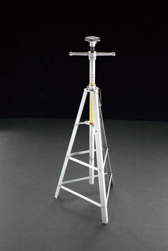 エスコ(ESCO) 1.80ton/1428-2159mm アンダーホイストスタンド EA993DK-2