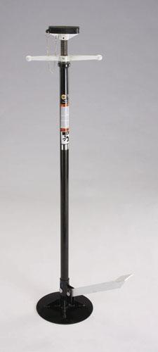 エスコ(ESCO) 0.75ton/1366-2003mm アンダーホイストスタンド EA993DL-1