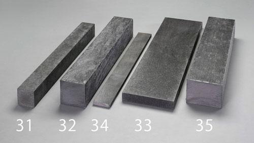 エスコ(ESCO) 150x150x1000mm 樹脂製角材 EA993DS-32