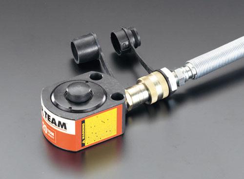 エスコ(ESCO) 43.6ton 油圧シリンダー(超低床) EA993EK-43