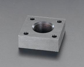 エスコ(ESCO) 4.5ton プレート(シリンダー取付け用) EA993EM-65