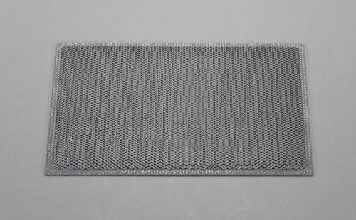エスコ(ESCO) 0.6x0.9m/12mm 玄関マット(屋外用/グレー) EA997R-11