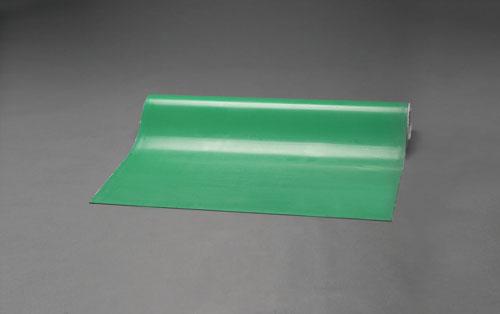 エスコ(ESCO) 1.0x5.0m/2.0mm 導電性マット(緑) EA997RB-5