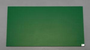 エスコ(ESCO) 0.6x0.9m/3.5mm 中粘着マットシート(緑・60枚シート) EA997RE-15