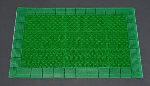エスコ(ESCO) 900x1500mm エルバーマット(緑) EA997RH-18