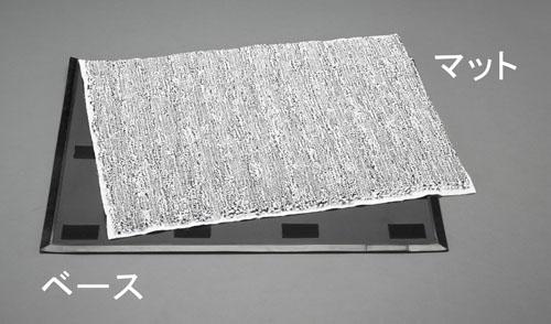 エスコ(ESCO) 700x850mm 吸油マット(使い切り/10枚) EA997RX-182