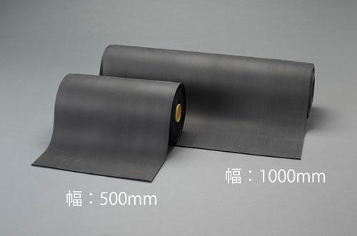 エスコ(ESCO) 500mmx5m/10mm スポンジロール(EPDM) EA997XD-83