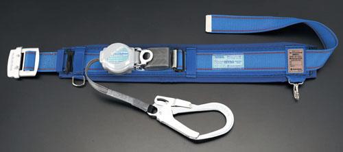 エスコ(ESCO) 安全帯(ブルー) EA998F-55