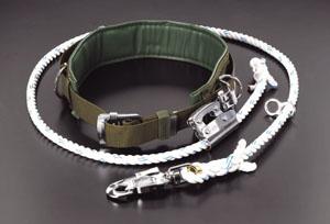 エスコ(ESCO) 安全帯(柱上用) EA998FA-3