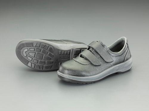 エスコ(ESCO) 25.5cm 安全靴(耐油底) EA998VA-25.5