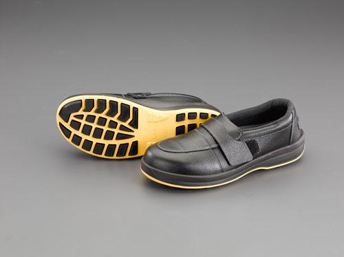 エスコ(ESCO) 25.5cm 安全靴(静電) EA998WC-25.5