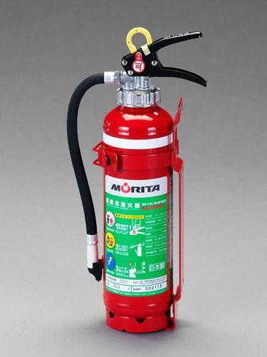エスコ(ESCO) 6.0kg ABC消火器(自動車用) EA999ME-20